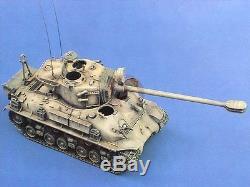 Verlinden 1/35 Char Israélien M-51 Super Sherman (isherman) Idf (années 1950-1980) 807