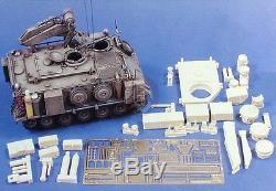 Verlinden 1/35 Israélien Idf M113 Fitter Arv Avec Hiab Crane Conversion Set 506