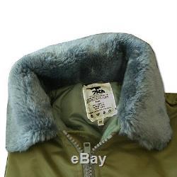 Veste / Manteau D'hiver D'officier De L'armée Israélienne Pour L'armée
