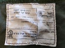 Veste Shahpatz Flak Des Forces De Défense Israéliennes 1966