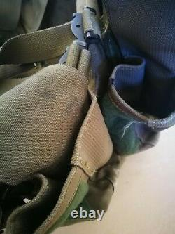 Vintage 1988 Ephod Idf Israel Army Medic Combat Tactical Assault Vest + Insigne