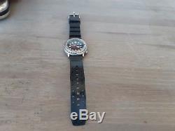 Vintage Adi Watch Militaire Zahal Idf Original Travaillé Retour 20 Atm