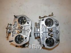 Vw 1776 Weber 40 Idf 68/69 Carburateurs