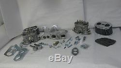 Vw Bug Dual 40 Idf Kit Econ Kit Vw, Type 1 Dual Port