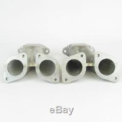 Vw Inlet T1 / Type 1 Refroidi Par Air Manifold Kit Pour Weber Idf Ou Dellorto Drla Voiture
