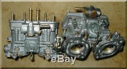 Vw Weber 36 Idf Carburateurs
