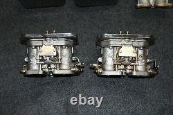 Weber 40 Fdi 70 Vergaser Porsche 356 A B C 912 Carburateurs Italien Vw Käfer Typ1