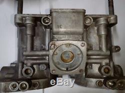 Weber 40 Idf 12/15 Carburateurs Vw Alfa Doppel Vergaser Typ 1 Fabriqué En Italie