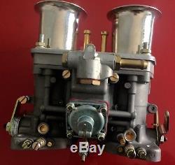 Weber 40 Idf 40idf Carb Carburateur Moteur 2 Bug Bar Bug Volkswagen Beetle Fiat