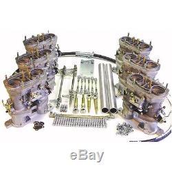 Weber 40 Idf Carburateur Kit Classique Daimler / Jaguar Xj12 / Xjs 5.3l Moteur V12