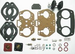 Weber 40idf 44idf 48idf Carburateur Réparation Reconstruire Kit Vis En Laiton Kit Amélioré