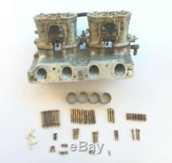 Weber 44 Idf Conversion Araignée De Fiat 124 Coupé 125 131 132 Lancia Beta