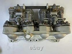 Weber 44 Idf Conversion Complète Fiat 124 Spider Sport 131 Racing Ready To Run