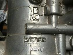 Weber 48 Idf Vergaser Aus Italien (made In Italy) Bologne