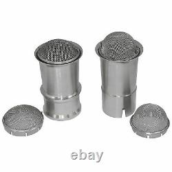 Weber Carb Ram Pipe Domed Mesh Filter Small Fits Weber 45 Dcoe / 44 /48 Idf