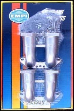 Weber / Dellorto Idf / Drla Kit Collecteur Empi T4 Vwithporsche 914 Moteurs À Refroidissement Par Air
