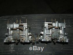 Weber Idf 36, Alfa 33, Vw Bettle, Porsche