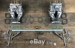 Weber Idf 40 Vergaser Für Vw T3 Bus Wbx Doppelvergaseranlage Wasserboxer K & N