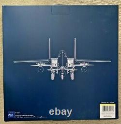 Witty Wtw 72005-25 F-15c Eagle Diecast Modèle Idf/af 106th (spearhead) Sqn Israel