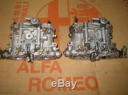 X2 Weber, Idf, 36, Vw, Beetle / Camper / T1 / T2 / T3, Carburateurs / Carb / Moteur / Dellorto